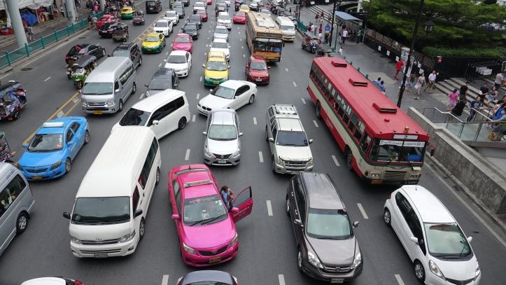 8 liikenne